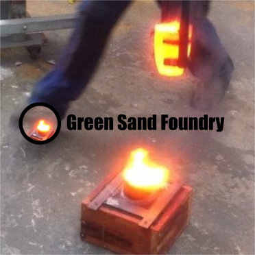 Gift certificate - Green Sand Foundry
